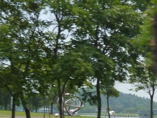 佘山月圆园艺术园