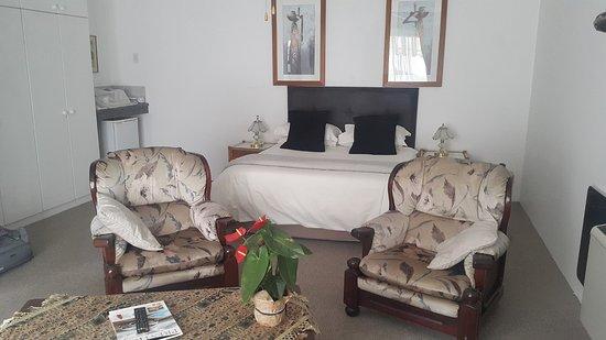 Edenvale, Güney Afrika: 3 Elephant-Executive Suite Bath & Shower