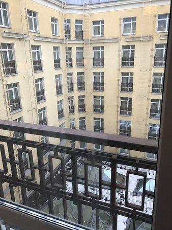 Solo Sokos Hotel Vasilyevsky : The view