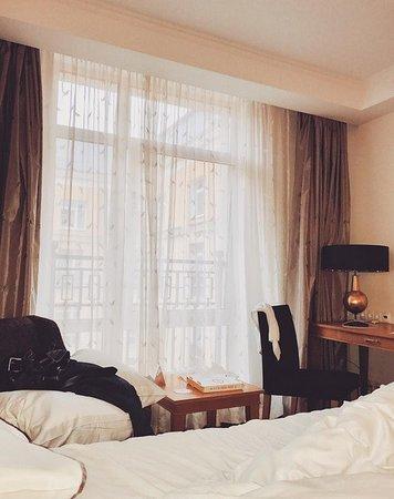Solo Sokos Hotel Vasilyevsky : Standart room