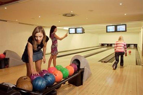 Bobycentrum Hotel: Bowling