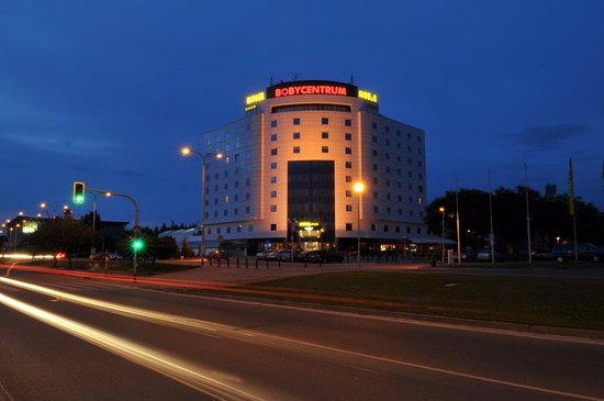 Bobycentrum Hotel