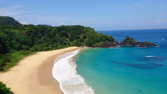 melhores praias do brasil sancho