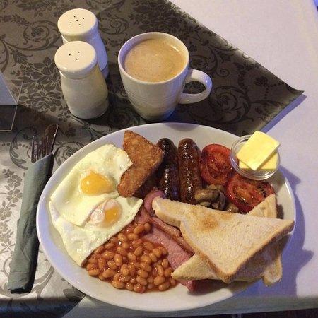 Ivybridge, UK: Saturday breakfast from 10am