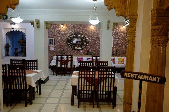 Hotel bundi haveli inde voir les tarifs 139 avis et for Salle a manger jerry