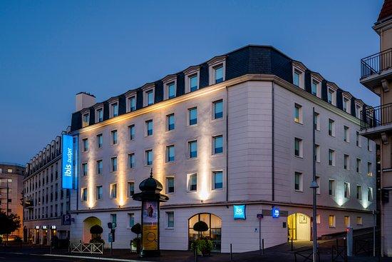 H tel ibis budget meudon paris ouest france voir les for Hotel bas prix paris