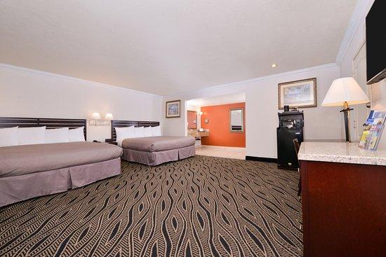 El Monte, Californië: Two King Bed Suite