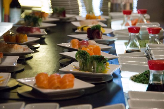 Elst, The Netherlands: Sushi