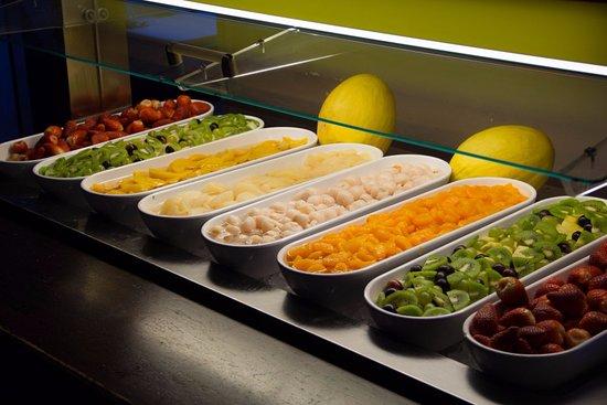 Elst, Нидерланды: Fruitbuffet