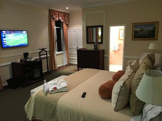 Hotel Geneve Ciudad de Mexico: Room 420