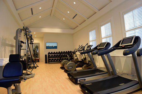 White Elephant Village | Residences & Inn: Fitness Room at White Elephant Village