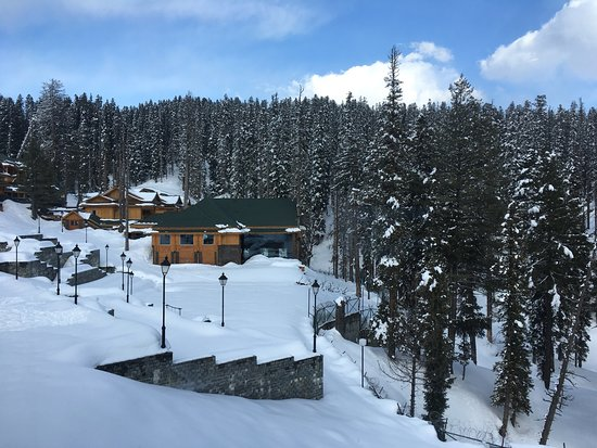The Khyber Himalayan Resort Spa Gulmarg Jammu And Kashmir