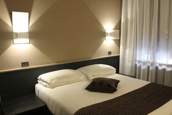 Hotel Mignon: room