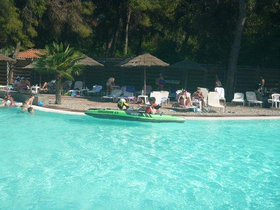 Pool - Picture of Club Agia Anna - Tripadvisor