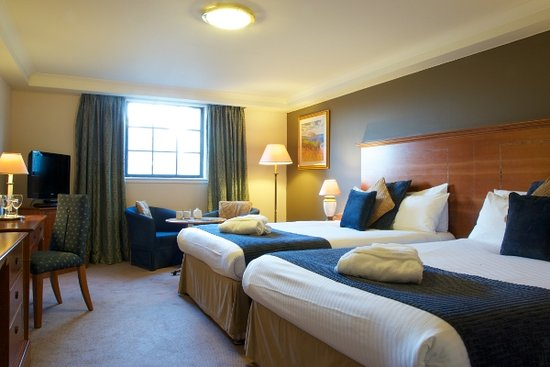 City Centre With Parking Review Of Hallmark Hotel Glasgow Glasgow