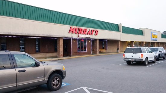 Murray's Neighborhood Grill, Cayce, SC, March 2017