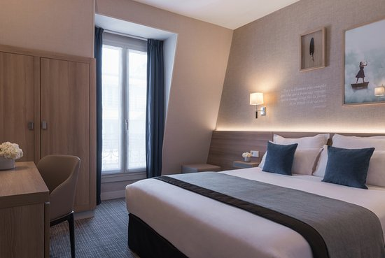 Hotel Magda Champs Elysees: Superior Room