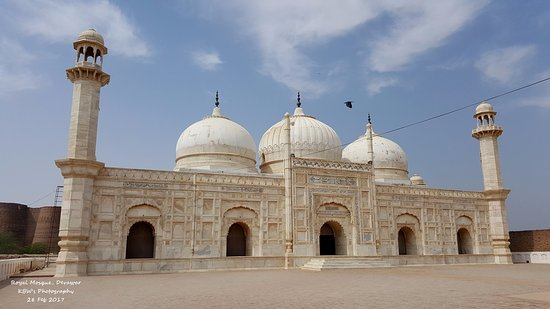 Bahawalpur, Пакистан: Abbasi Mosque, Derawar