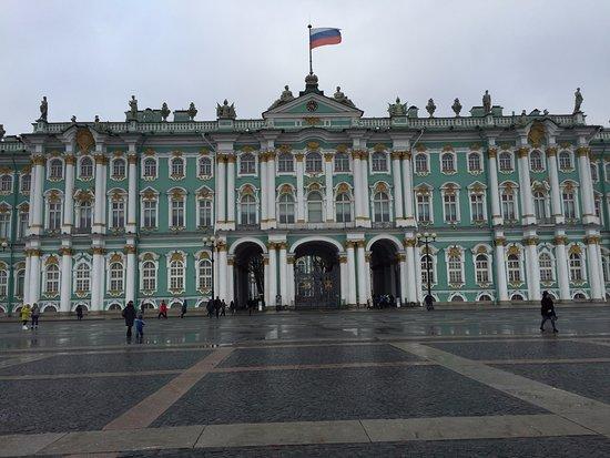 Petersburg Free Tour: Winter Palace