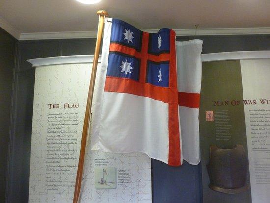 North Island, Yeni Zelanda: Flag of tribes