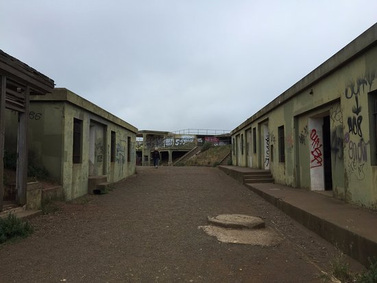 Photo of Historic Site Battery Spencer at Conzelman Road, Sausalito, CA 94965, United States