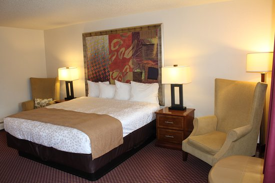 Caravan Inn: Standard King Room