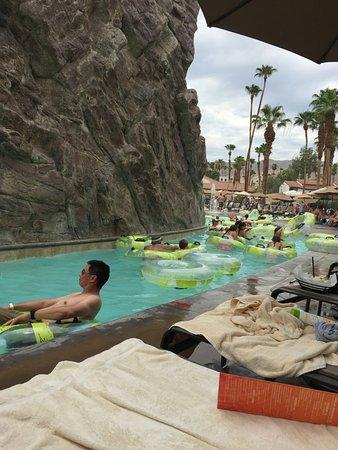 Omni Rancho Las Palmas Resort & Spa: lazy river