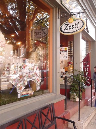 Zest!: Such a great find for any foodie/gourmet lover!! You will LOVE it here!!!
