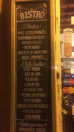 Restaurante El Bistro: photo0.jpg