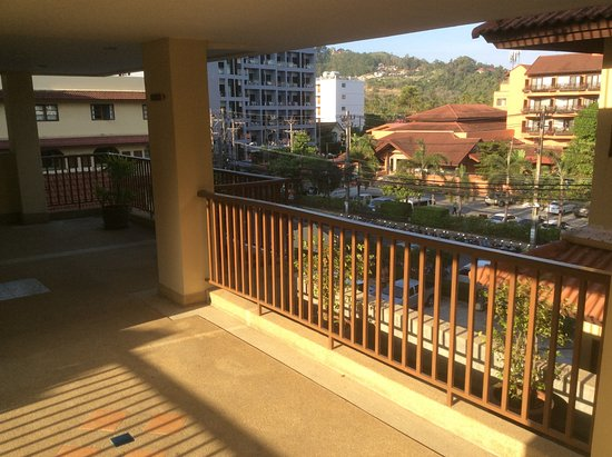 Baumanburi Hotel : the best view