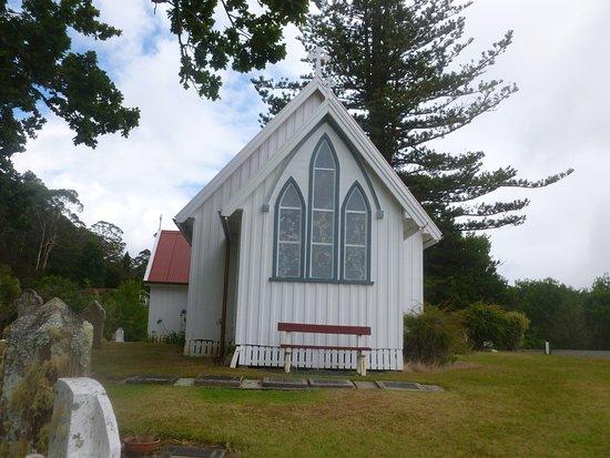 Kerikeri, Nya Zeeland: St James Anglican Church