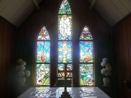 Kerikeri, Nueva Zelanda: Altar