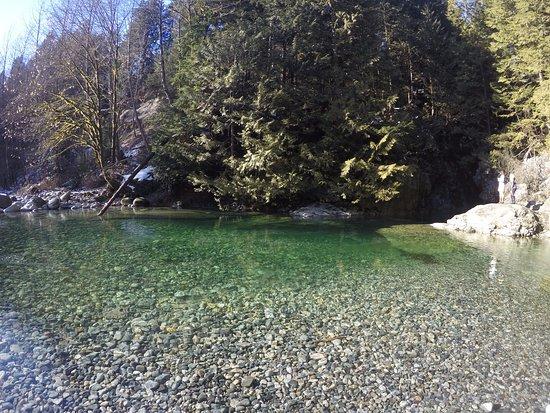 North Vancouver, Canada: Lago