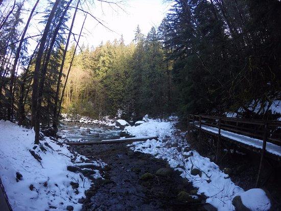 North Vancouver, Canada: Com neve é mais lindo ainda
