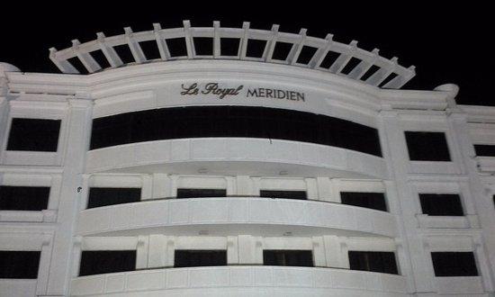 Le Royal Meridien Chennai: Palatial View
