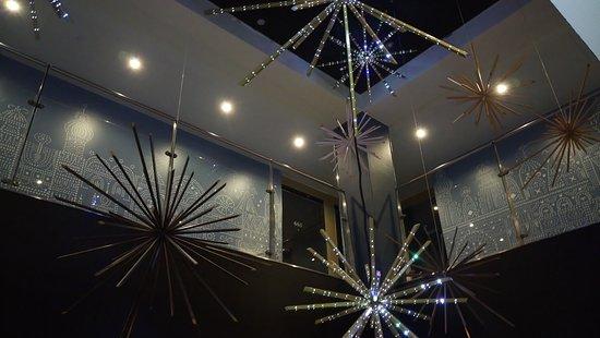 Tivoli Hotel  fantastic lighting in our corridor floorfantastic lighting in our corridor floor   Picture of Tivoli Hotel  . Fantastic Lighting. Home Design Ideas