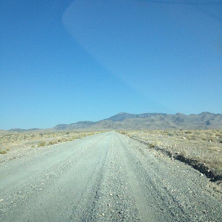 Delta, UT : The road to the trilobites gave us pause, but it was just fine.