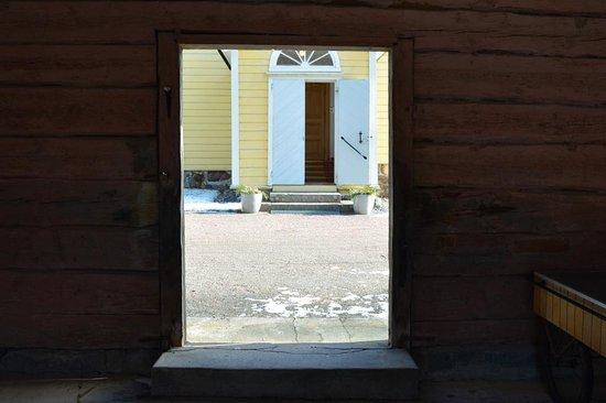 Raseborg Municipality, Finland: Snappertunan kirkko
