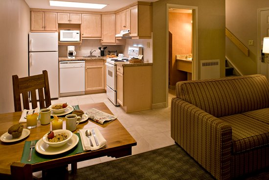 Banff Rocky Mountain Resort: Loft Suite