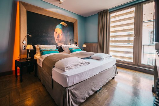 Baltazar Budapest Boutique Hotel Suite With The Pearl Earring