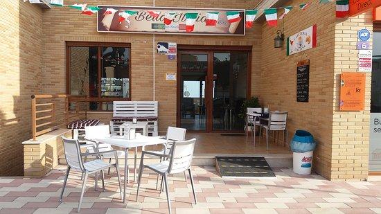 San Fulgencio, Hiszpania: Nuevo Local
