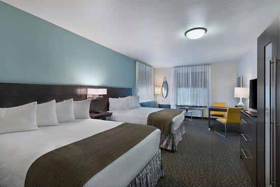 Interior - Picture of Oxford Suites Bellingham - Tripadvisor