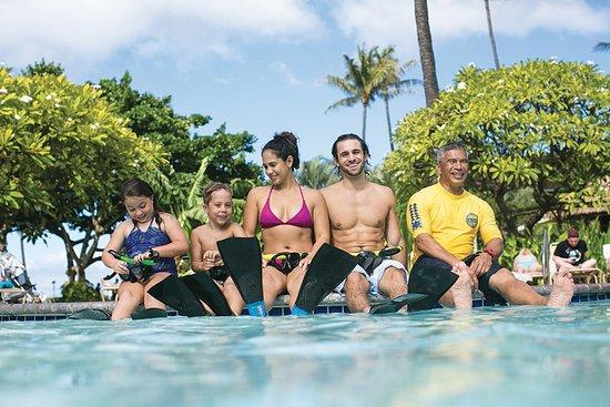 Kaanapali Beach Hotel Snorkel Smart Poolside