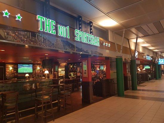 Stjordal, Norwegia: The restaurant