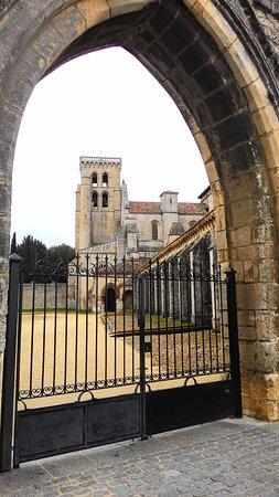 Monasterio de las Huelgas: Acceso al Monasterio