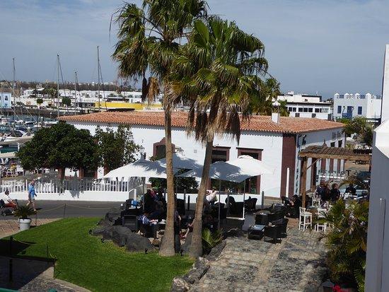 Café Terraza Marina Rubicon Picture Of Cafe Terraza Playa