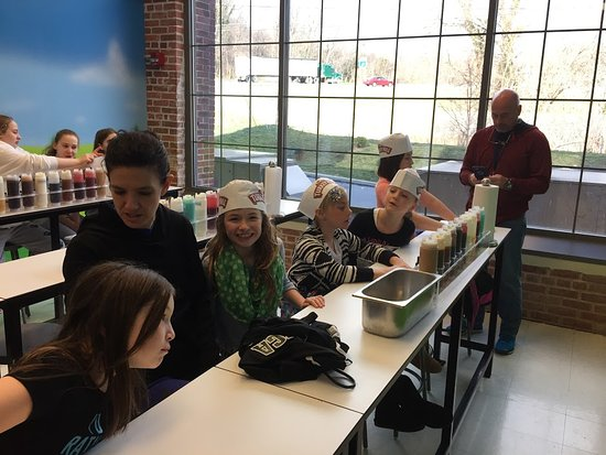 Columbia, PA: create your own lab