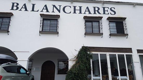 Zuheros, Spanje: Los Balanchares