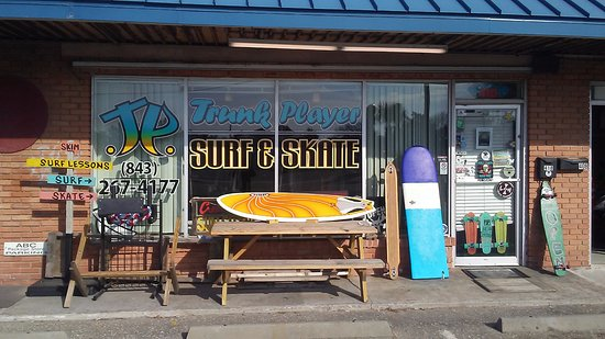 Trunkplayer Surf and Skate Shop