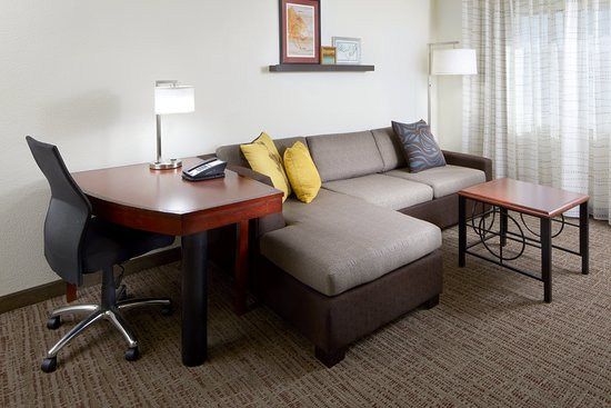 Residence Inn San Antonio Six FlagsR at The RIM: Living Area